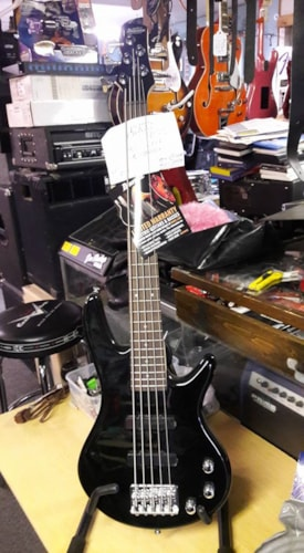2014 Ibanez Mikro 5 string bass from Fortmadisonguitars.com