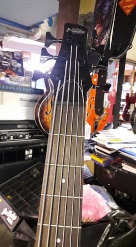 2014 Ibanez Gio 6 string bass from Fortmadisonguitars.com