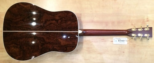 2016 Martin D-41 Custom Shop Guatemalan Quilted Rosewood