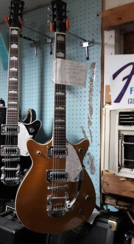 Gretsch Double Jet w/Bigsby from Fortmadisonguitars.com