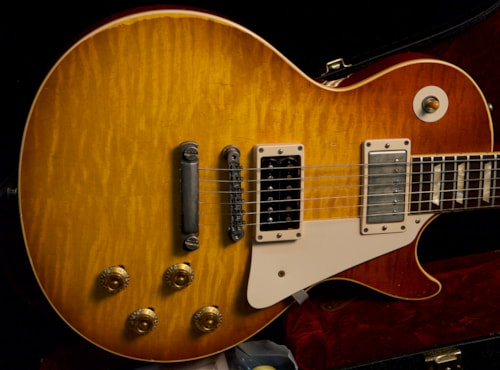 Gibson Custom Shop Jimmy Page No.1 & No.2 Les Paul Aged/Signed Pair