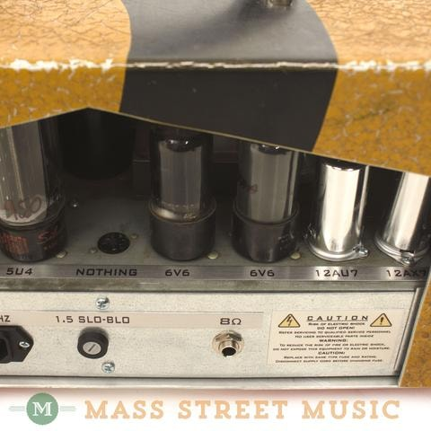 2016 Analog Outfitters Road Amp Head