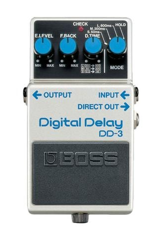 2015 BOSS DD-3 Digital Delay