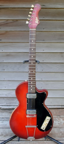 ~1962 HOFNER Colorama II