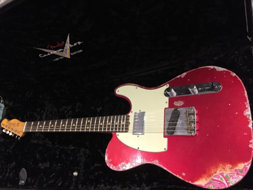 2016 Fender® Custom Shop Ltd Ed 60's Tele® Heavy Relic® HS
