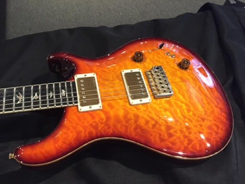 2014 Paul Reed Smith Private Stock 408 w/ One Piece Quilted Maple Top