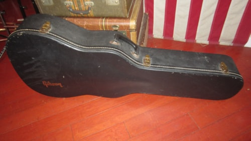 ~1979 Gibson J-45, J-50, Hummingbird, Dove or Similar Case