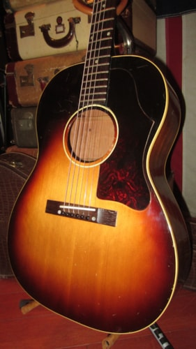 1960 Gibson LG-1 Small Bodied Acoustic