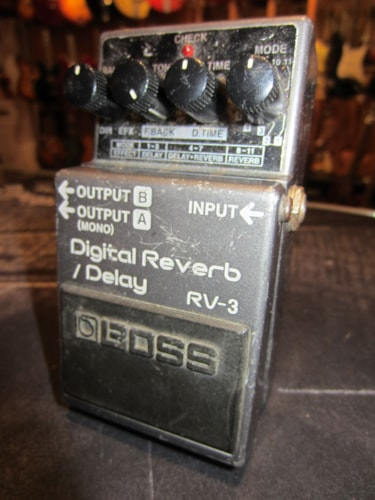 ~1995 BOSS Digital Reverb/Delay RV-3