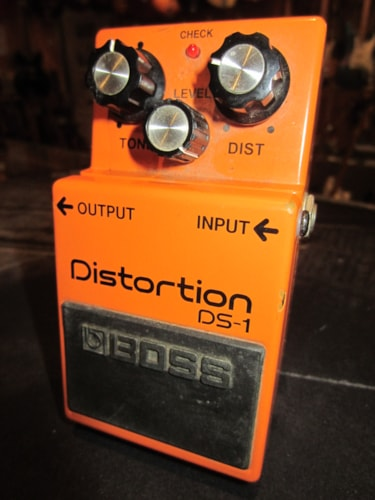 ~2002 BOSS DS-1 Distortion