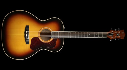 Guild® Used 2006 Guild® CV-2 Acoustic Guitar