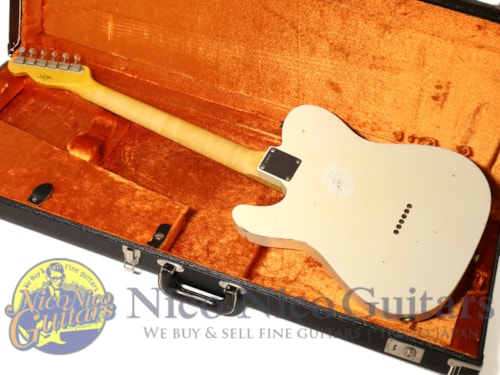 2013 Fender Custom Shop '63 Telecaster Relic