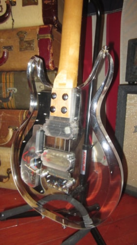 ~1975 Conrad Lucite See Through Bass
