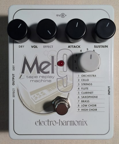 2016 Electro-Harmonix MEL9 Tape Replay Machine