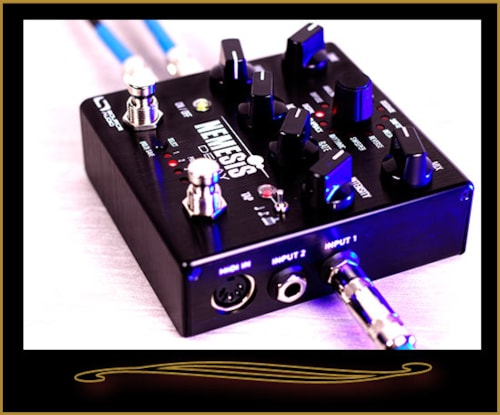 2016 Source Audio Nemesis Delay Pedal