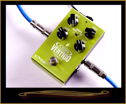 2016 Source Audio Vertigo Tremolo Pedal