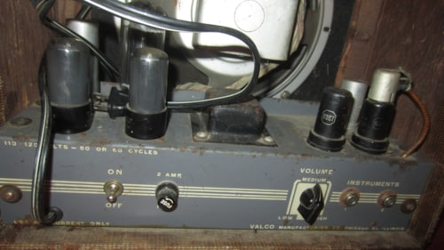 ~1959 National Valco Combo Amp