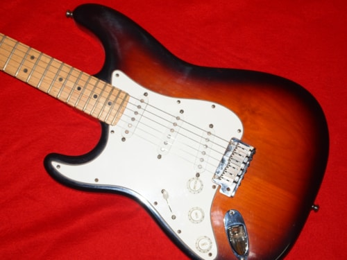 Fender® Stratocaster® Lefty