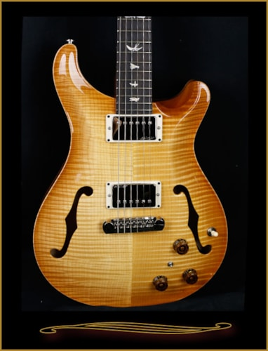 2016 Paul Reed Smith Hollowbody II with Double 10 Top/Back