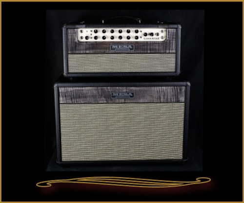 2016 Mesa Boogie Lone Star™ Head and 212 Cabinet Private Reserve