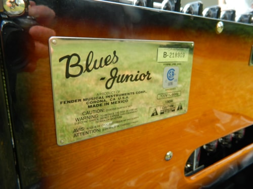 Fender® Blues Junior™ limited Edition