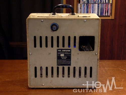 "1960 Vox AC-10 ""Throwback"" FAWN"