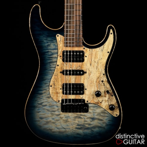 Suhr Standard Custom Hand Picked Quilted Maple NAMM