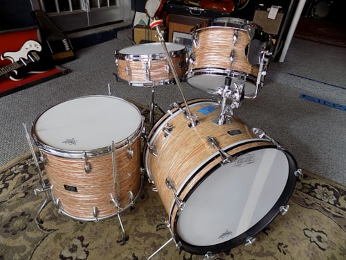 ~1967 Eko NEWPORT 4 piece drum kit
