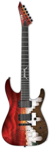 2016 ESP/LTD Metallica Master of Puppets Model