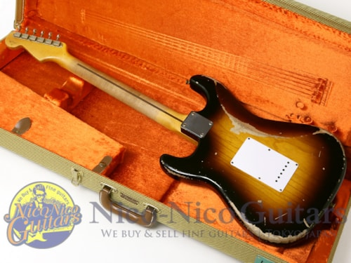 2014 Fender® Custom Shop Masterbuilt '54 Stratocaster® Heavy Relic® by Todd Krause