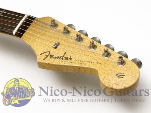 2012 Fender® Custom Shop '60 Stratocaster® Closet Classic by Dennis Galszka