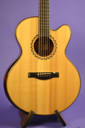 2005 Marc Maingard Grand Concert cutaway Bevel Edge Model