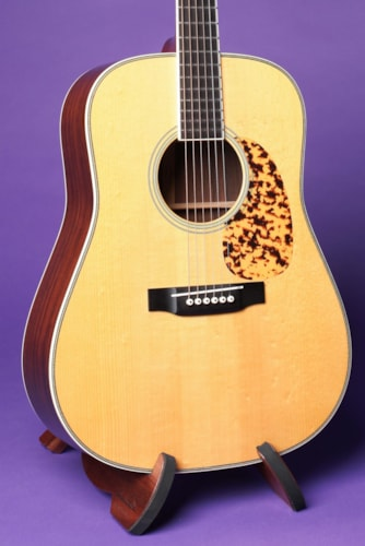 2012 Martin D-28CW Clarence White custom Madagascar Rosewood