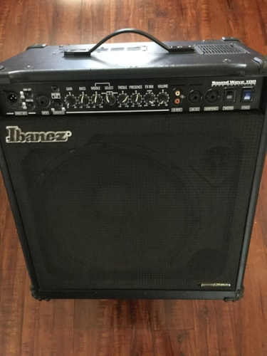 Ibanez Sound Wave 100 Combo Bass Amp