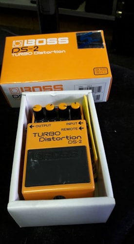 BOSS DS_2 Turbo Distortion from Fortmadisonguitars.com