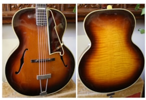 1936 D'Angelico Style A