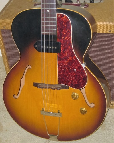 1957 Gibson ES-125 Thick