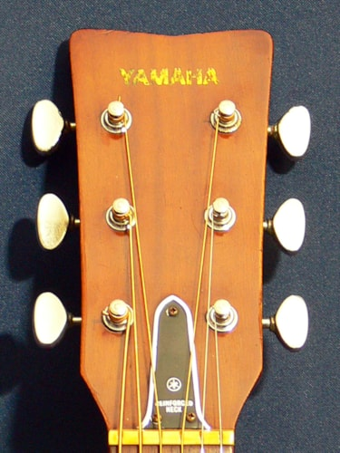 1967 Yamaha FG-180 Light Green Label