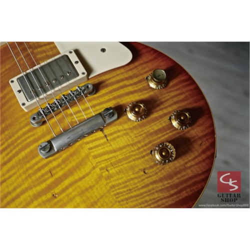 2010 Gibson Custom Shop Michael Bloomfield 1959 R9 Les Paul Tom Murphy Aged