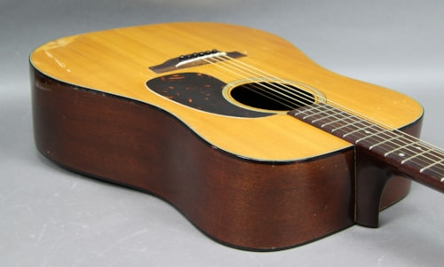 1962 Martin Vintage D-18 Acoustic Flat Top Guitar Natural Finish USA w/C