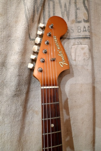 1969 Fender® Competition Mustang®