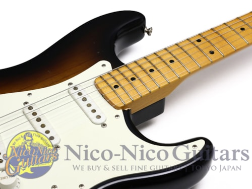 2004 Fender® Custom Shop Masterbuit '54 Closet Classic Stratocaster® 50th Anniversary