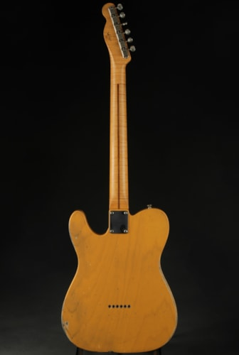 Fender® Custom Shop Master Built 1952 Telecaster® Relic® - Butterscotc
