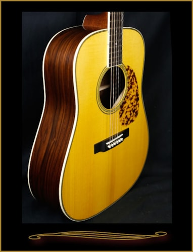 2016 Martin CS-Bluegrass-16 Limited Edition Custom Dreadnought