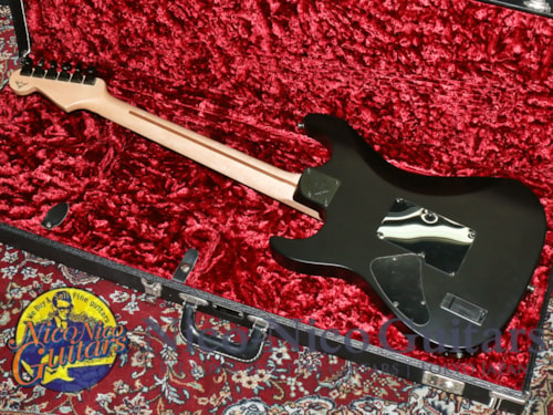 2008 Fender Custom Shop Masterbuilt Flat Head Showmaster by Todd Krause