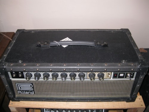 ~1980 Roland  JC-120H Jazz Chorus Head
