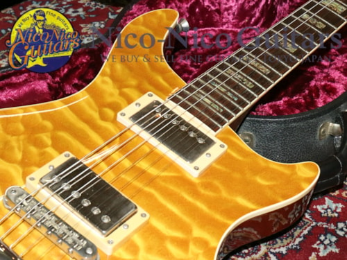 2002 Baker Guitars B1C59