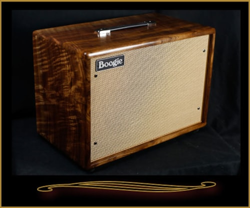 2016 Mesa Boogie Private Reserve Walnut Mark Five:35 Head and 1x12 Widebody