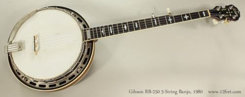 1980 Gibson RB-250