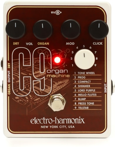 2016 Electro-Harmonix C9 Organ Machine